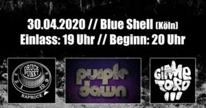 Flyer 30.04.2020 - Blue Shell
