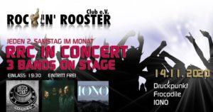 10.11.2020 - Rockin' Rooster Club 72